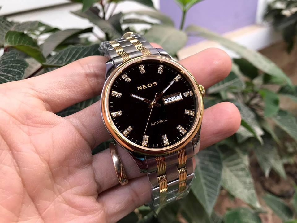 Đồng hồ nam Neos M-90118 - askd chính hãng