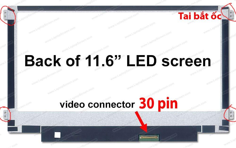 thay màn hình laptop asus vivobook E200, E200HA
