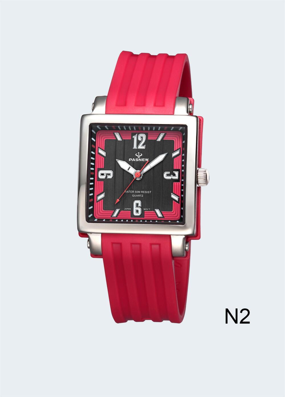 Đồng hồ thời trang nam/nữ PASNEW PSE-417