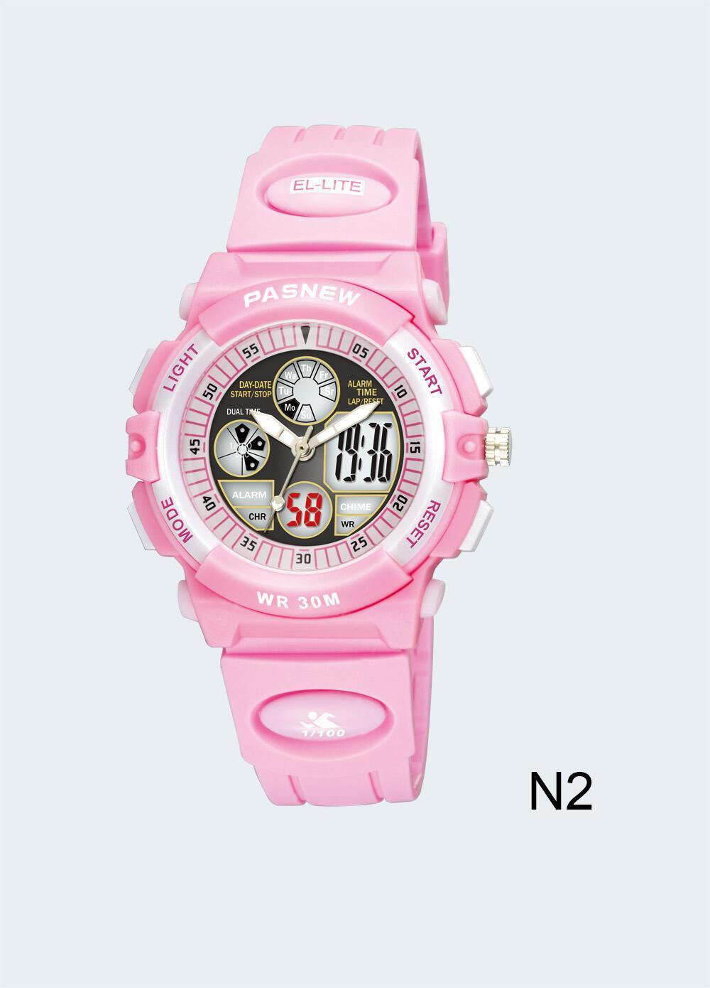 Đồng hồ thể thao thời trang nam/nữ PASNEW PSE-048G