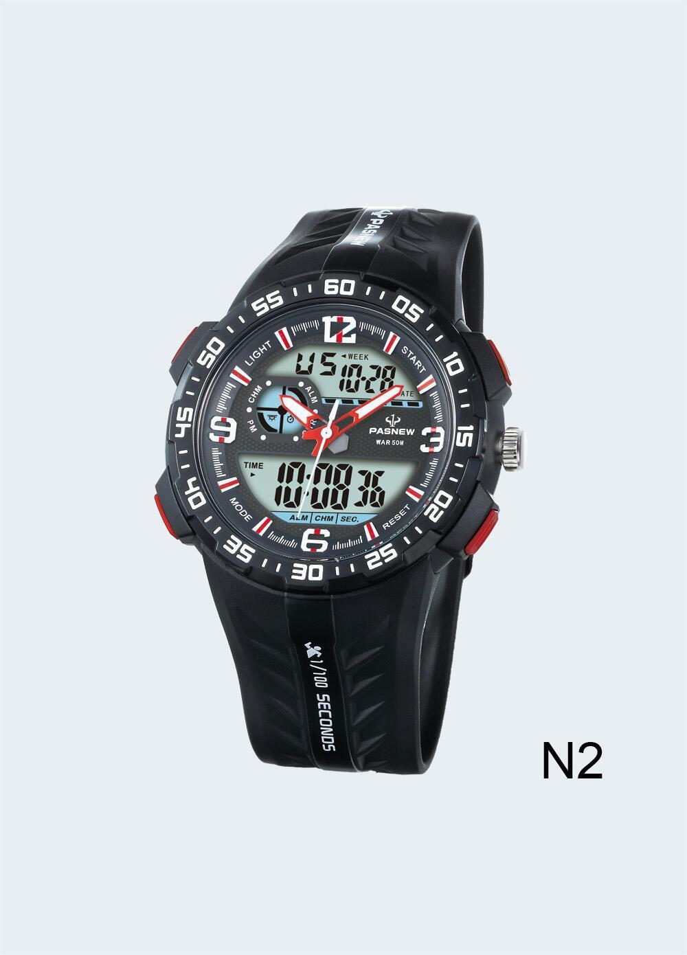 Đồng hồ thời trang nam/nữ PASNEW PSE-442A