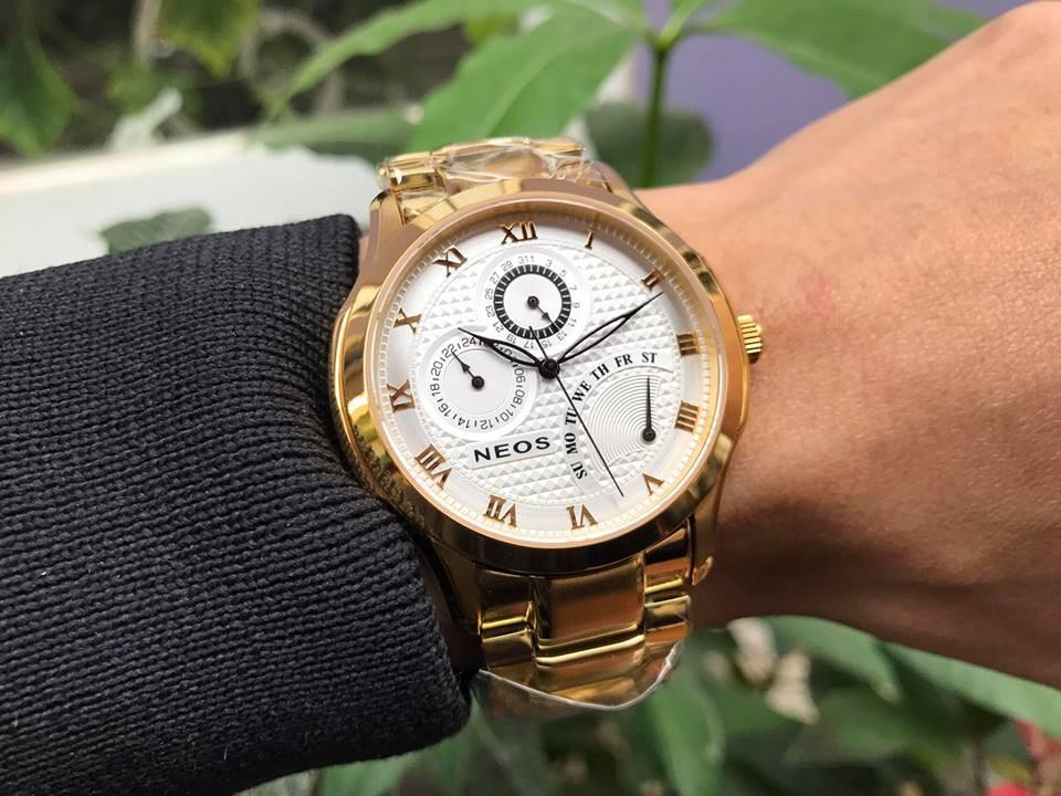 Đồng hồ nam chính hãng Neos N-30724m - mkt