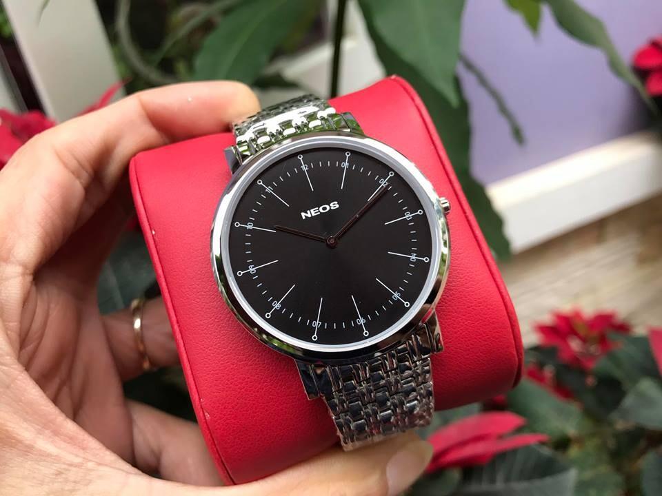 đồng hồ nam neos n-30889m - ssd chính hãng   hieutin.com