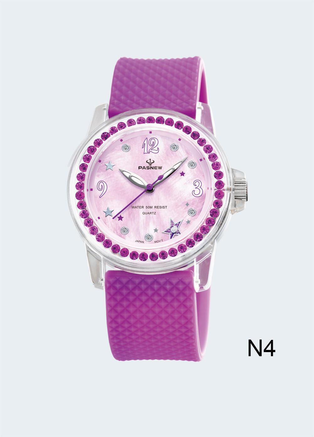 Đồng hồ thời trang nữ PASNEW PSE-418