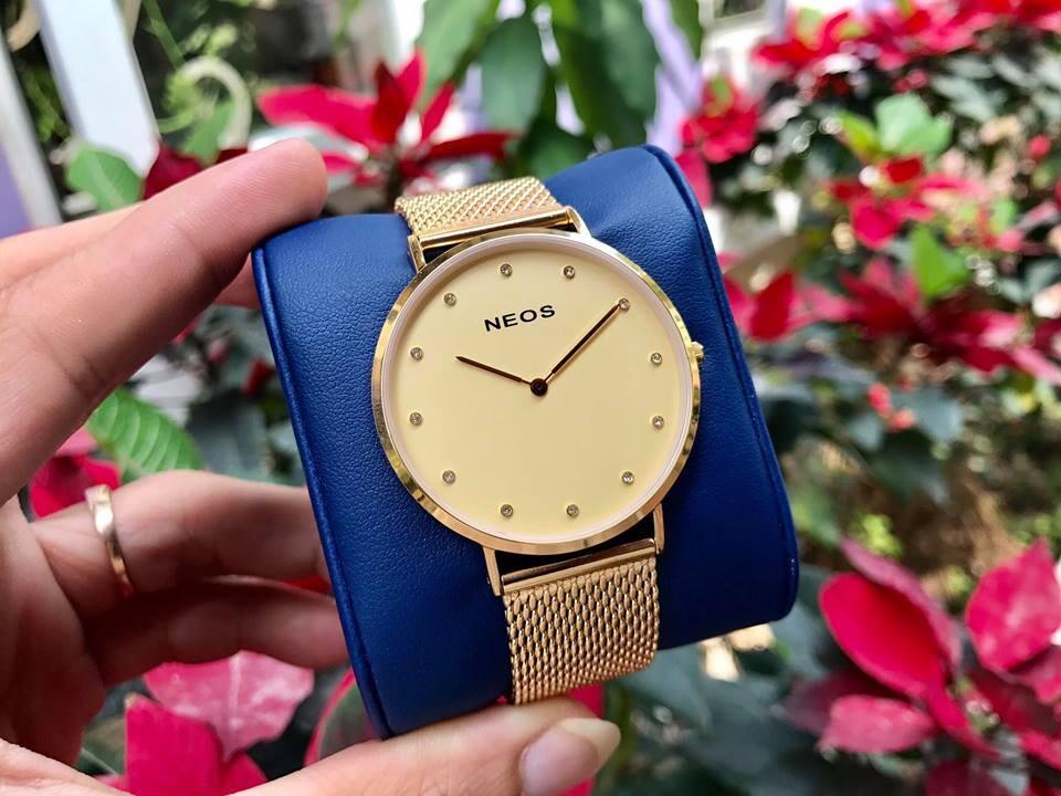 đồng hồ nam neos n-40687m - kv chính hãng   hieutin.com