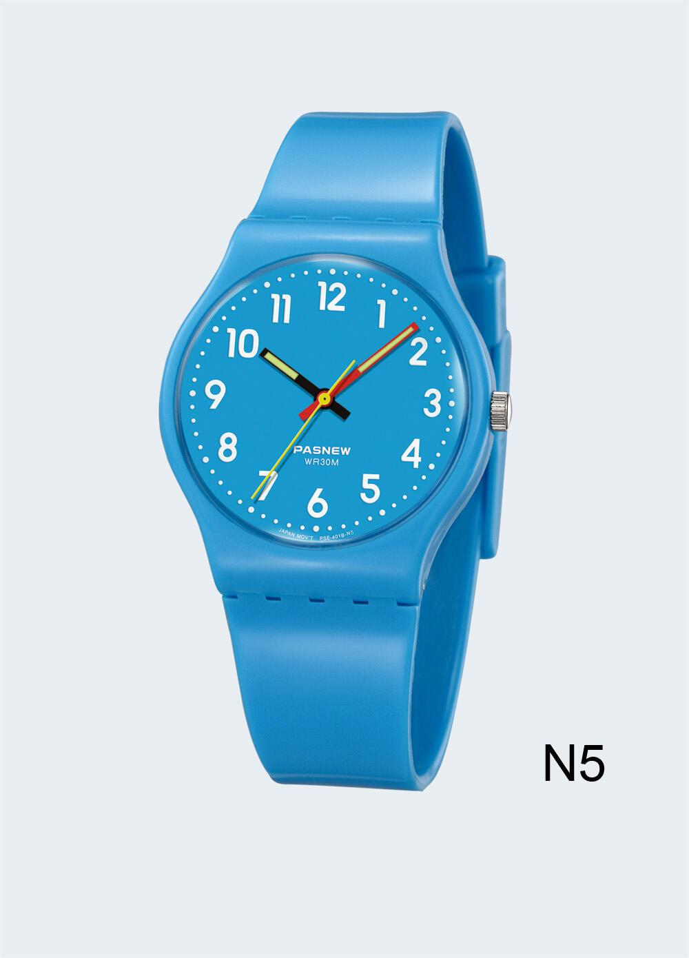 Đồng hồ thời trang nam/nữ PASNEW PSE-401G
