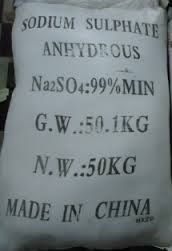 Muối Natri sulfate (Na2SO4 99%)