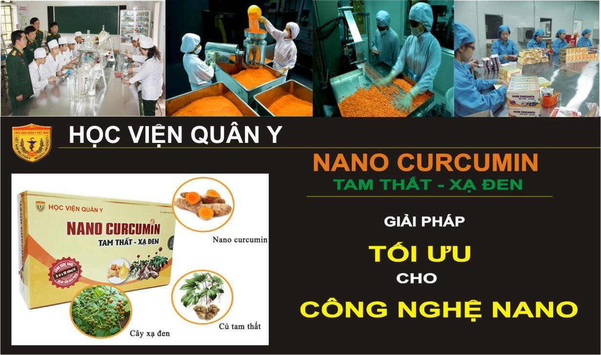 nghệ nano học viện quân y, nano curcumin gia bao nhieu, nano curcumin tam that xa den, tinh chất nghệ vàng nano, tinh bột nghệ curcumin, tác dụng của nano curcumin, nano curcumin được chiết xuất từ nghệ vàng, viên nghệ nano curcumin,