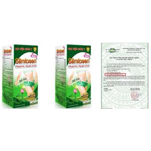 Viên giảm cân Slimtosen Extra( 100 V/Hộp)