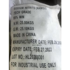 NaNO2 - Sosdium Nitrite 99%