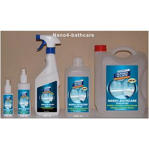 Nano4-Bathcare: Nano bảo vệ cho nhà tắm