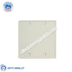 Nắp đậy dùng cho hộp âm nhựa - Model WB9602CW