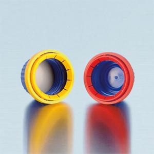 Nắp vặn chai trung tính GL 45 có vòng niêm phong - DURAN