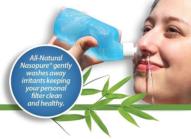 Dung dịch rửa mũi, xoang Nasopure Sampler Kit
