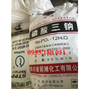 Natri phosphat Na3PO4