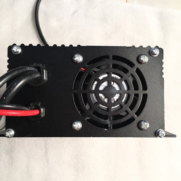 Bộ sạc ắc quy NCDQ-10A- Heli