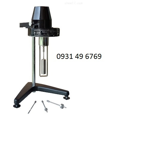 Máy đo độ nhớt mỹ phẩm NDJ-1