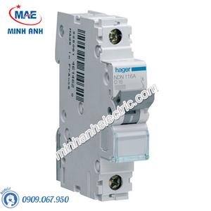Thiết bị đóng cắt Hager (MCB) - Model NDN101A