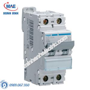 Thiết bị đóng cắt Hager (MCB) - Model NDN302A