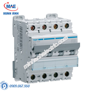Thiết bị đóng cắt Hager (MCB) - Model NDN432A