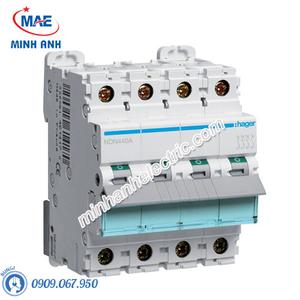 Thiết bị đóng cắt Hager (MCB) - Model NDN440A