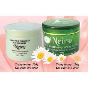 Neiro - Kem dưỡng trắng da tự nhiên