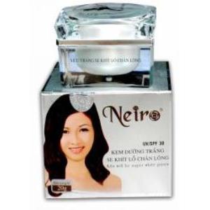 NEIRO - Kem siêu trắng se khít lỗ chân lông