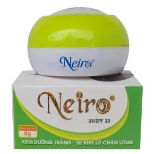 Neiro - Kem siêu trắng se khít lỗ chân lông 8g