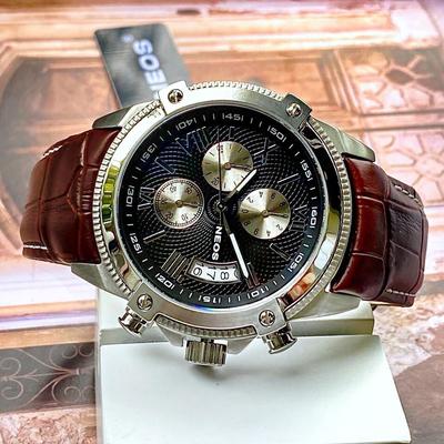 Đồng hồ Neos 6 kim N-40653M-lsd chính hãng