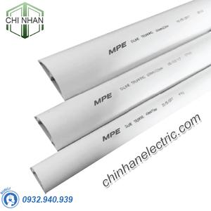 Nẹp Bán Nguyệt 40x13mm - NBN40/13 - MPE