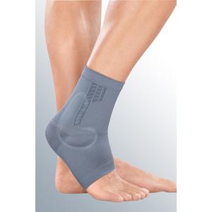 Nẹp mắt cá chân silicone Medi protect.Leva