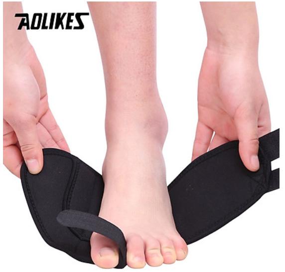 Đai Nẹp Ngón Chân Cái Correcting Toe Belt AOLIKES YE-1051