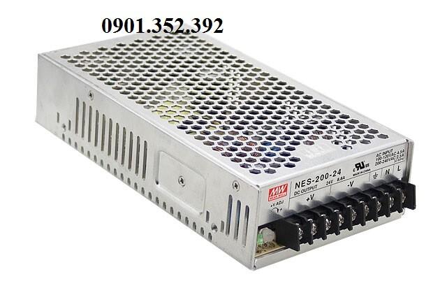 Nguồn Meanwell NES-200-5