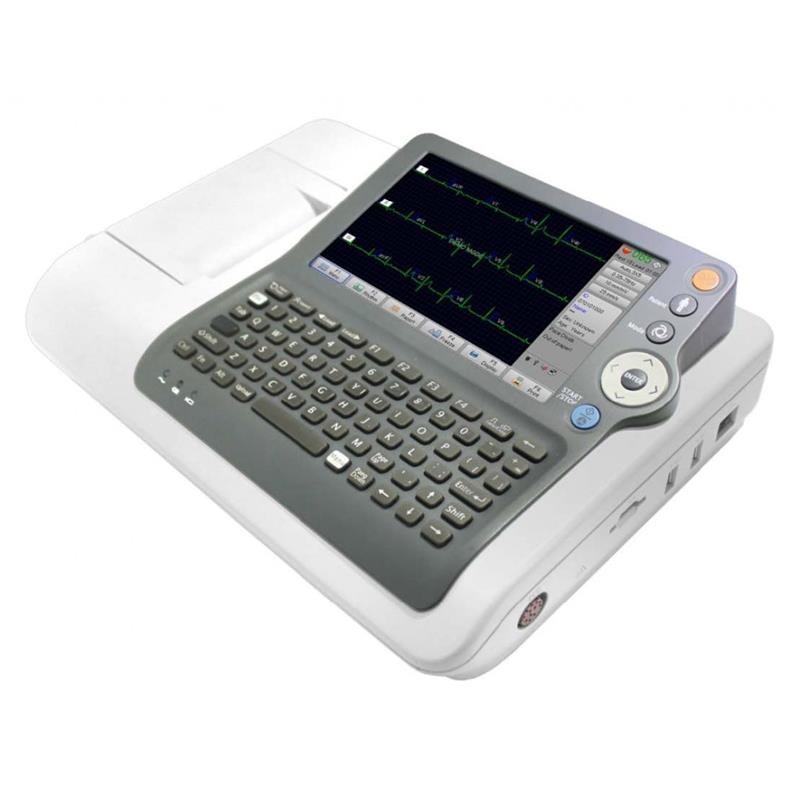 Máy điện tim kỹ thuật số 3 kênh NewTech NeuCardio E3pro