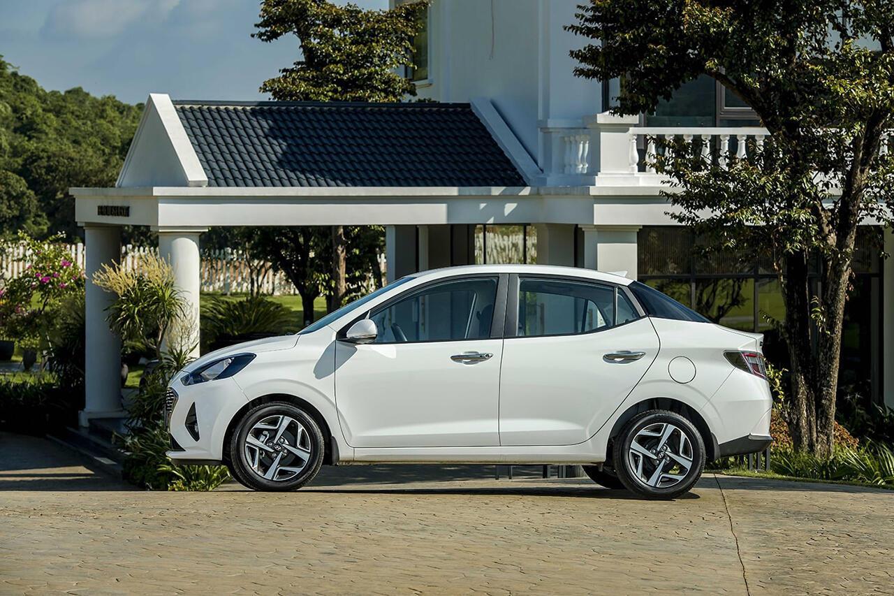 Hyundai Grand i10 1.2 MT Tiêu chuẩn 2021