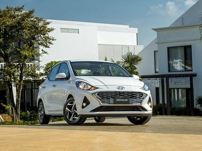 Hyundai Grand i10 Sedan 1.2 MT 2021