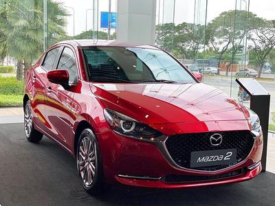 New Mazda 2 Sport 1.5L Luxury