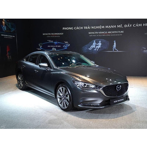 New Mazda 6 2.0L Premium (Vin 2021)