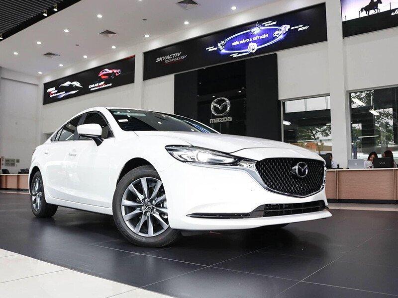 New Mazda 6 2.0L Luxury (Vin 2021)
