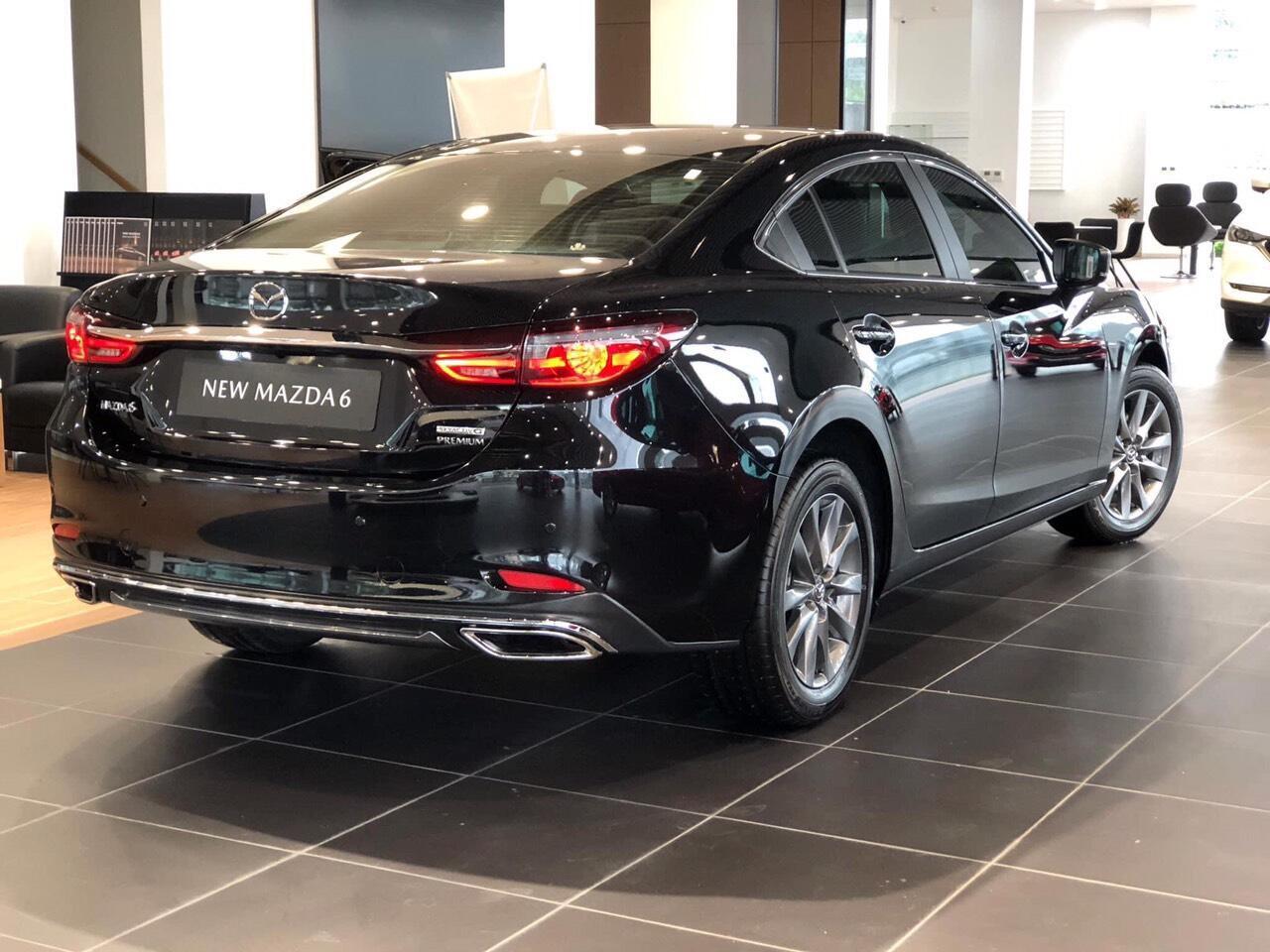 New Mazda 6 2.0L Premium GTCCC (Vin 2021)