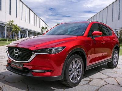 New Mazda CX-5 2.0L Deluxe