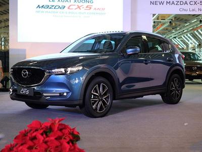 New Mazda CX-5 2.0L Luxury