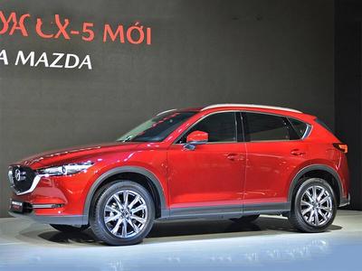 New Mazda CX-5 2.0L Premium