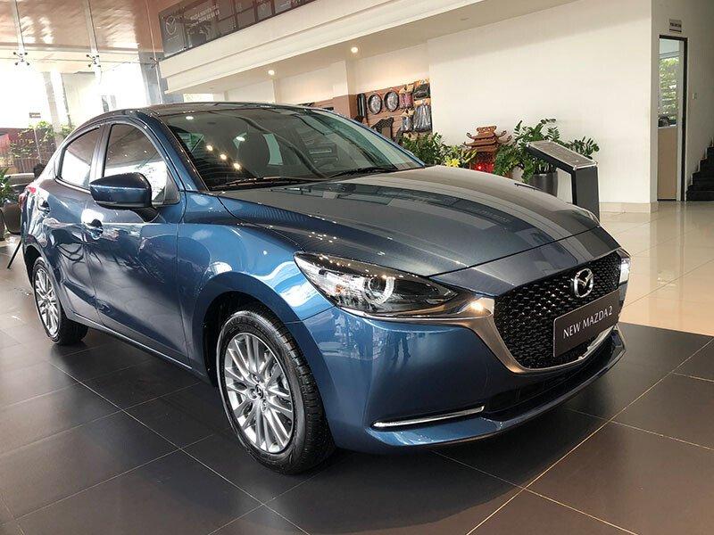 New Mazda2 1.5 Deluxe