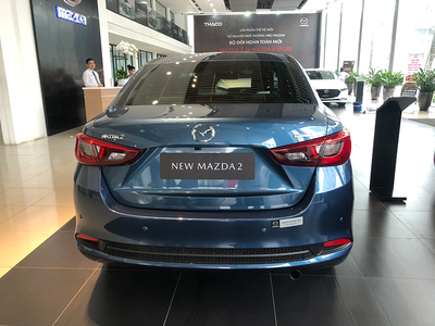 New Mazda2 1.5 Luxury