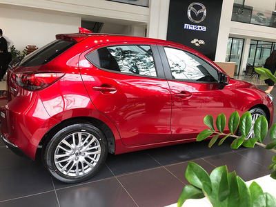 New Mazda2 1.5 Sport Luxury