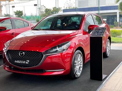New Mazda2 1.5 Sport Deluxe