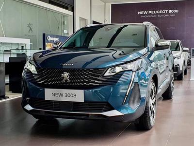 New Peugeot 3008 ACTIVE