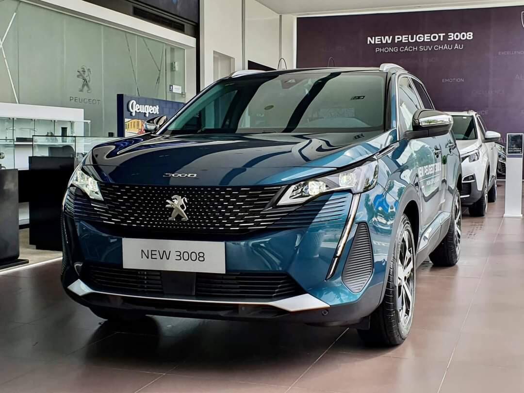 New Peugeot 3008 FL