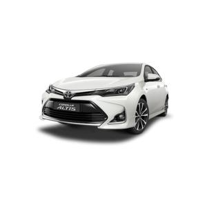 New Toyota Corolla Altis 1.8E (CVT)